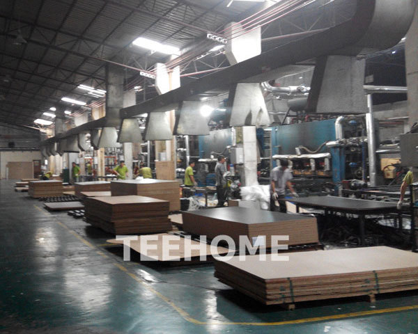 Teehome 18mm plywood wholesale for wardrobe