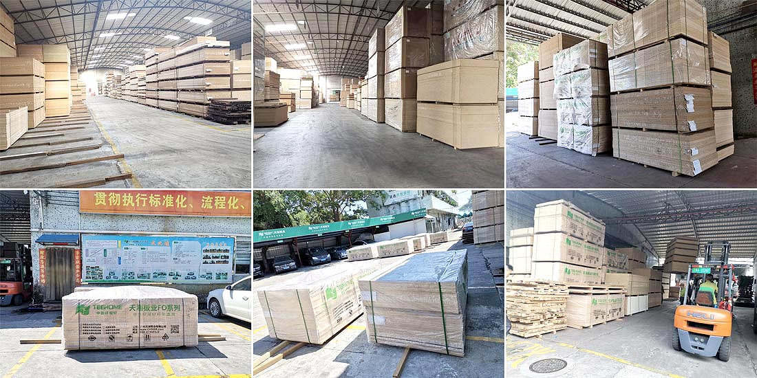 Teehome 18mm plywood wholesale for wardrobe-11