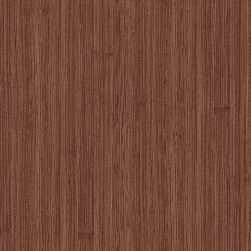 Good quality 4*8 walnut design synchronized melamine MDF for furniture
