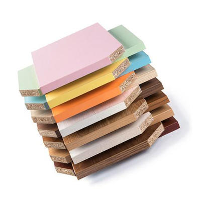 Chinese High quality melamine particle ply sheets board for furniture and decoration