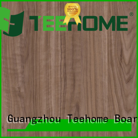 Teehome stable flexible mdf manufacture professional