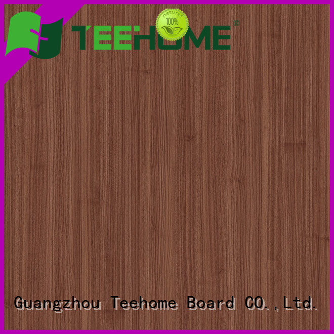 Teehome white mdf board factory price professional