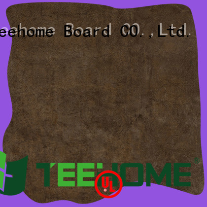 Teehome white mdf board manufacture stable