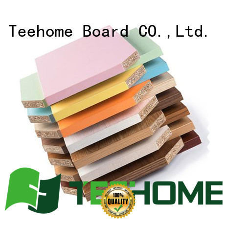sturdy white chipboard factory price for office furniture