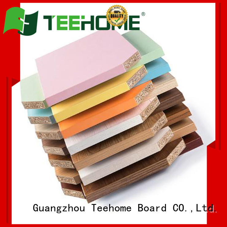 colorful melamine faced chipboard personalized for office furniture