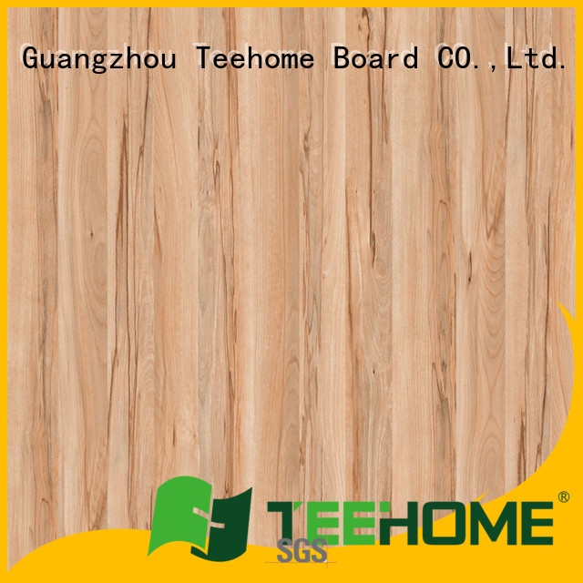 Teehome laminated mdf board factory price reliable