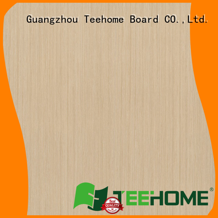 Teehome long lasting fire rated plywood wholesale for cupboard