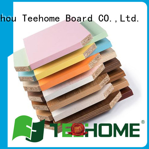 Teehome melamine chipboard personalized for office furniture
