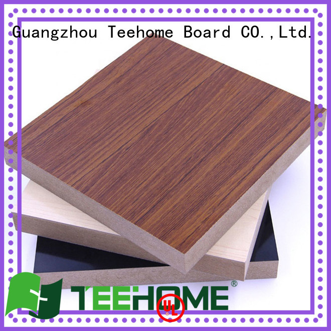 Teehome custom melamine faced chipboard personalized for modern furniture, for toilet partition