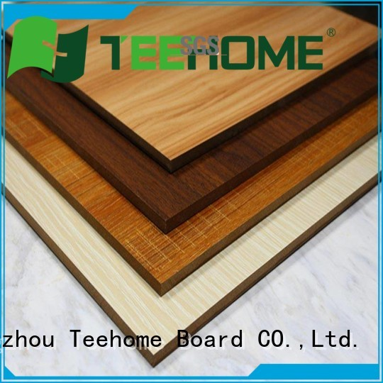 Teehome flexible mdf promotion reliable