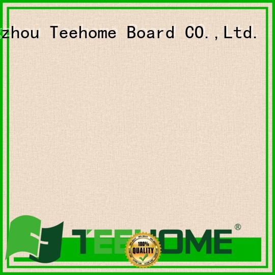 Teehome colorful chipboard panels wholesale for office furniture